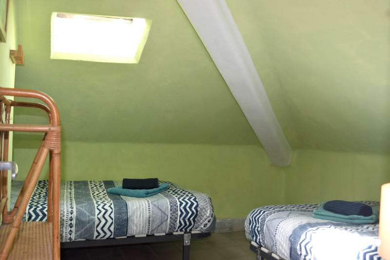 private room in surf hostel